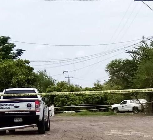 Asesinan a ocho personas del sexo masculino fueron ubicadas en el campamento Cerro Verde
