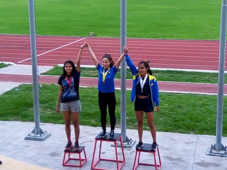 El Club Guepardos de Atletismo obtuvo primeros y terceros lugares en diferentes pruebas