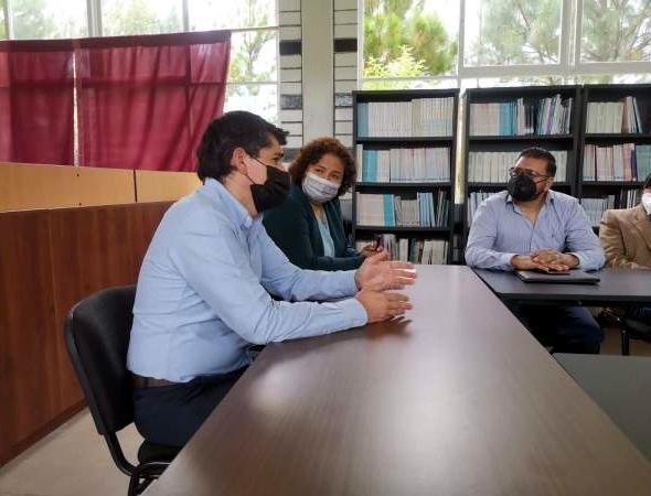 Toño Ixtláhuac reconoce que la educación es uno de los rubros que deben apuntalarse en los próximos años