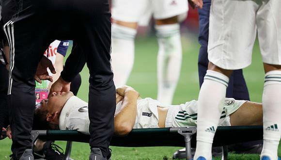 Selección Mexicana: La baja del Chucky Lozano pone nervioso a todo el equipo tricolor