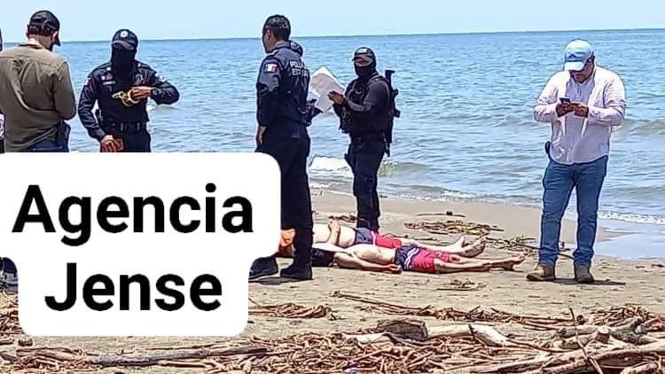 #Veracruz Mueren tres bañistas ahogados en playa de #Coatzacoalcos