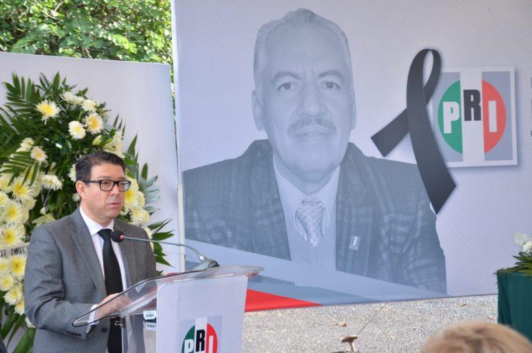Agustín Trujillo Íñiguez, impulsor de la etapa democrática y competitiva del PRI: Eligio González