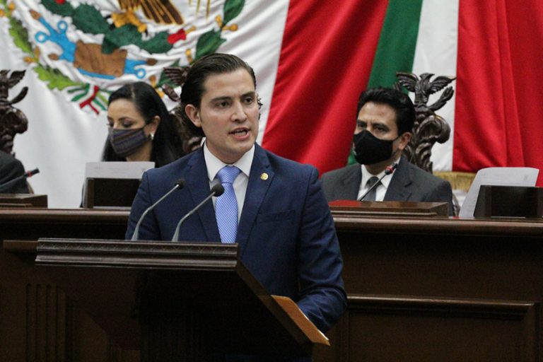 Acción Nacional defenderá a las y los michoacanos desde el Congreso Local: David Cortés