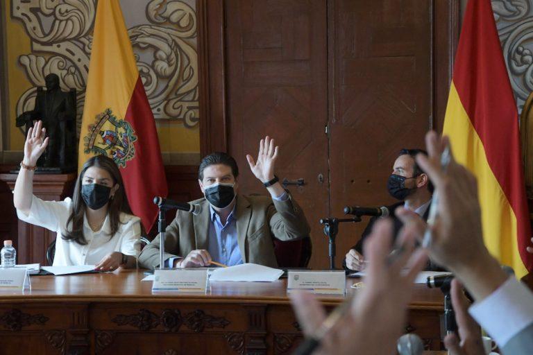 Por unanimidad, define Ayuntamiento de Morelia Comisiones de trabajo.