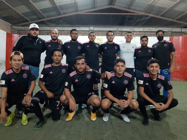 La MANGANA primer lugar del Fútbol Rápido Fairplay Madero