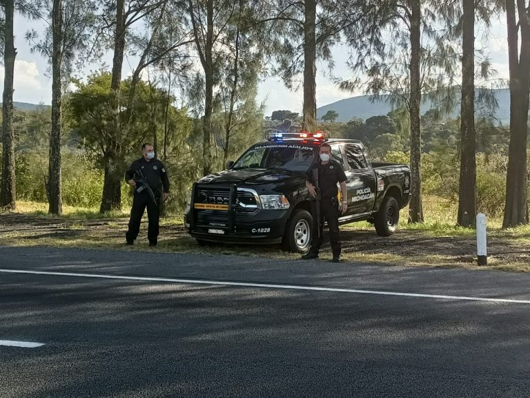 """La SSP continúa el despliegue operativo """"nodriza"""" en la Región Occidente"""