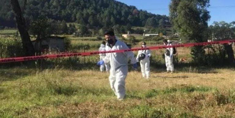 Fue localizado el cadáver de un hombre desconocido que presentaba impactos de bala